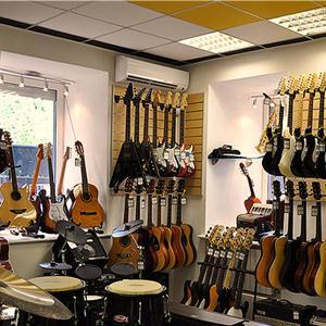 Музыкальные магазины Монино