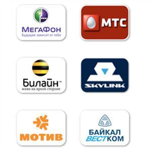 Операторы сотовой связи Монино