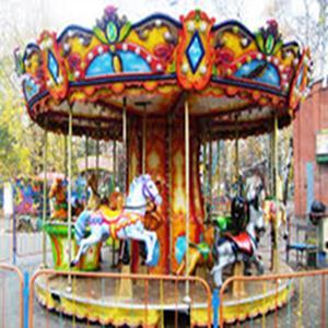 Парки культуры и отдыха Монино