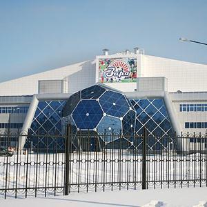 Спортивные комплексы Монино