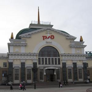 Железнодорожные вокзалы Монино
