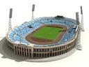 Спортивный клуб Обухово - иконка «стадион» в Монино